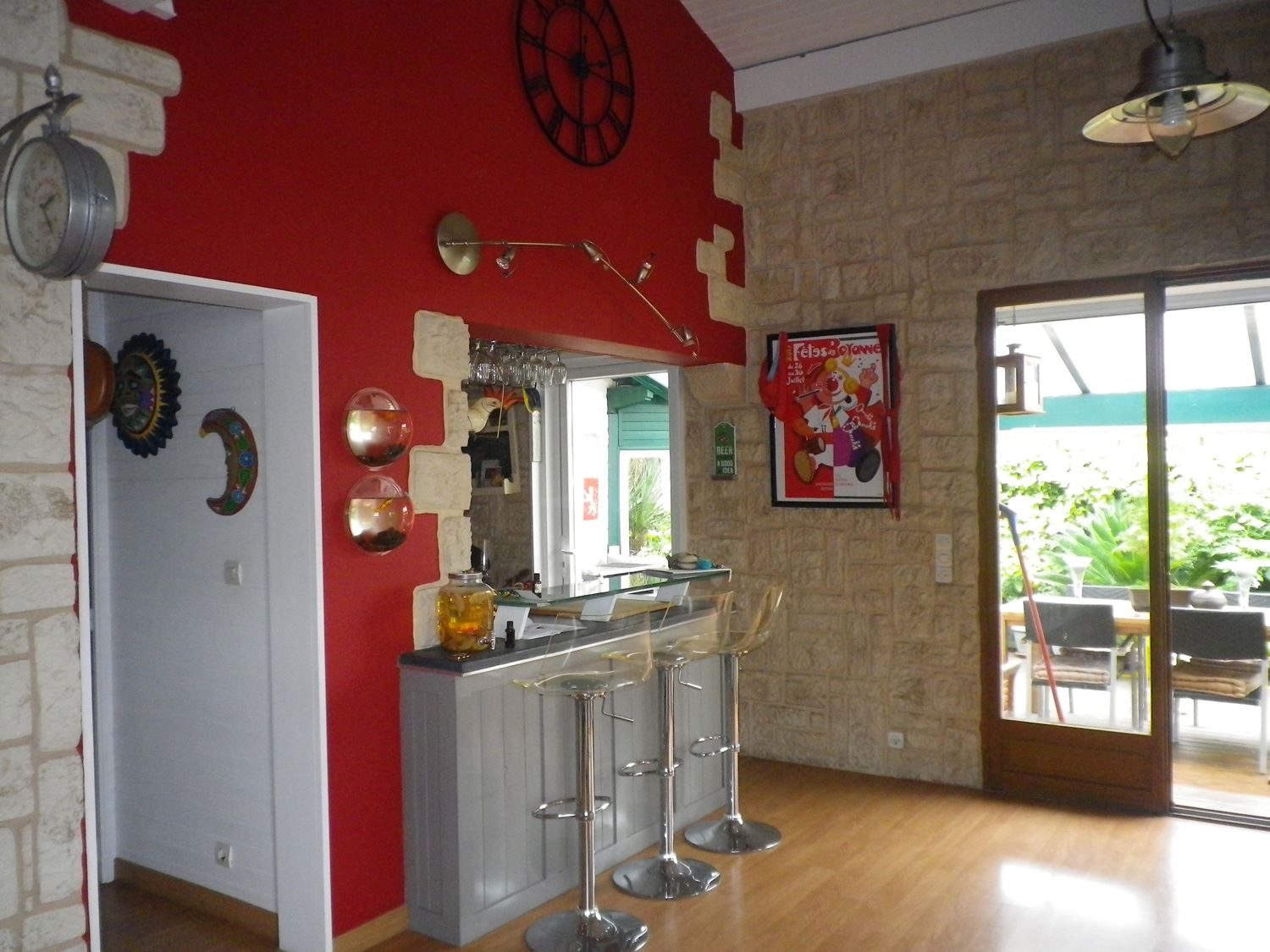 Semi-detached house La Madrague - ANG2322