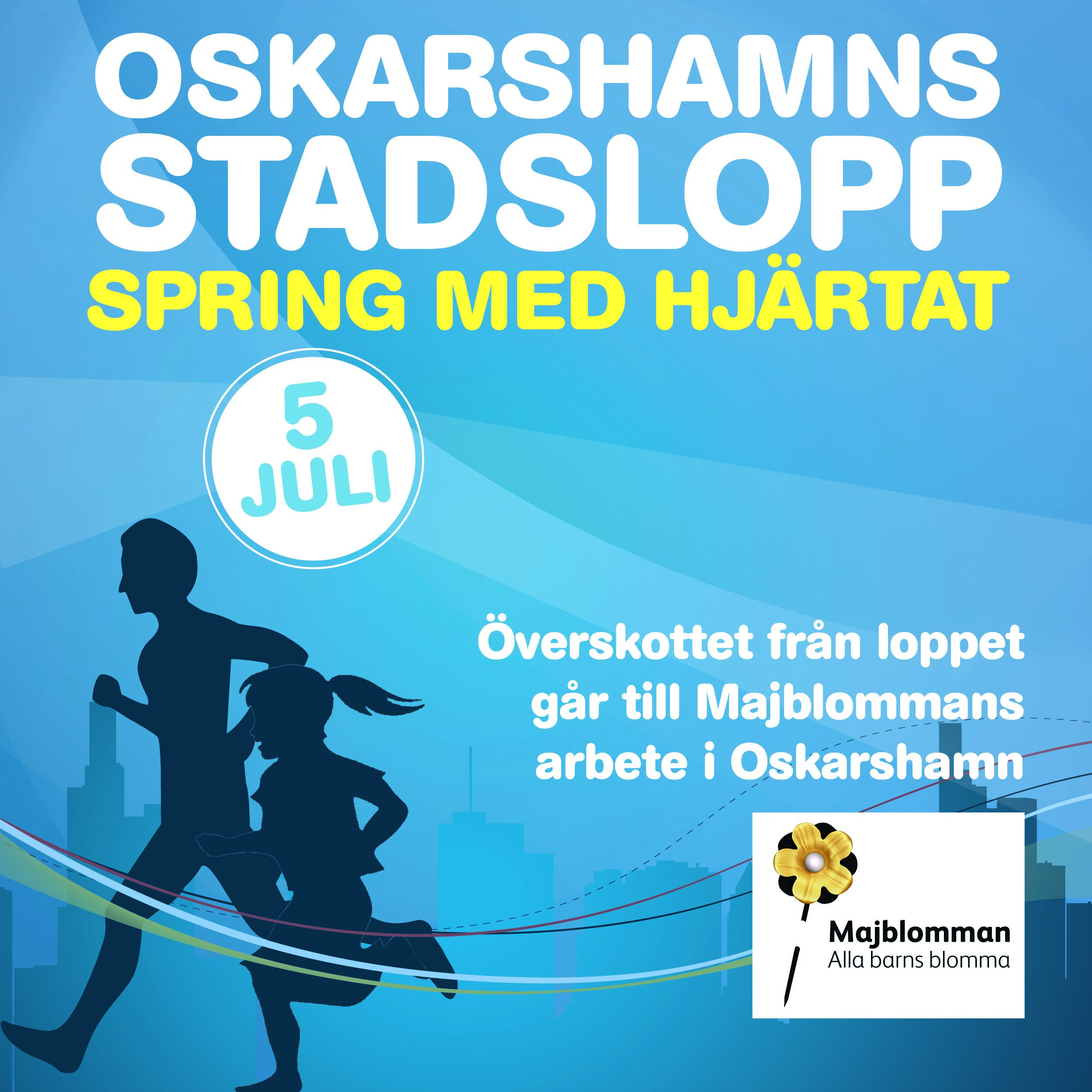 Oskarshamns Stadslopp 2018