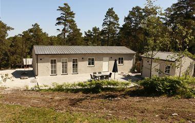 Gotland Farmer cottage Örbacken, Ire Hangvar