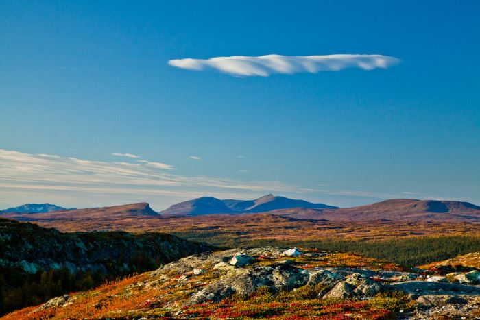 Lopme Laante, Guidning i den samiska parken