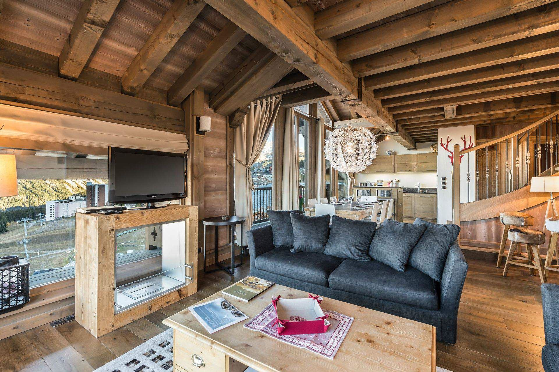 4 rooms 7 people / LA FORÊT DU PRAZ 6 (Mountain of Dream)