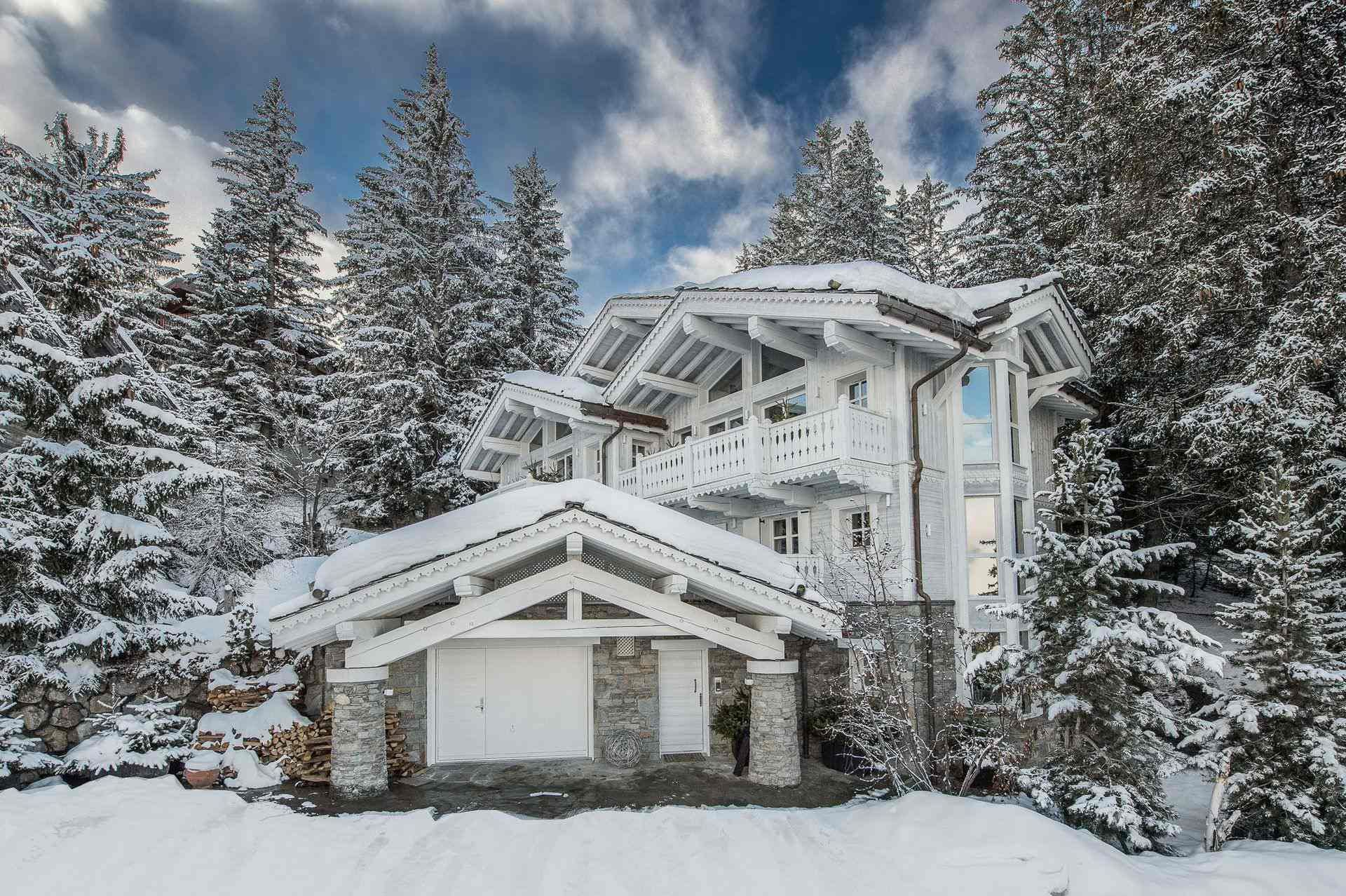 CHALET WHITE DREAM