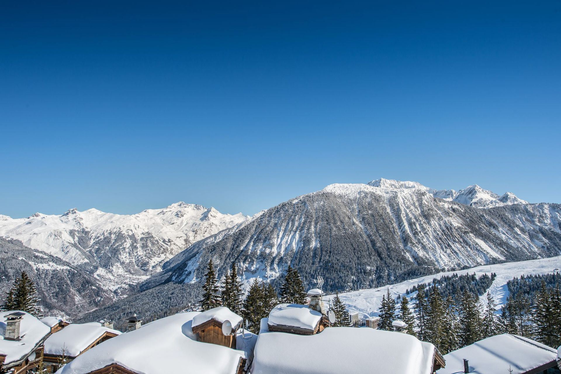 8 rooms 12 people / Chalet White Dream (Mountain of exception)