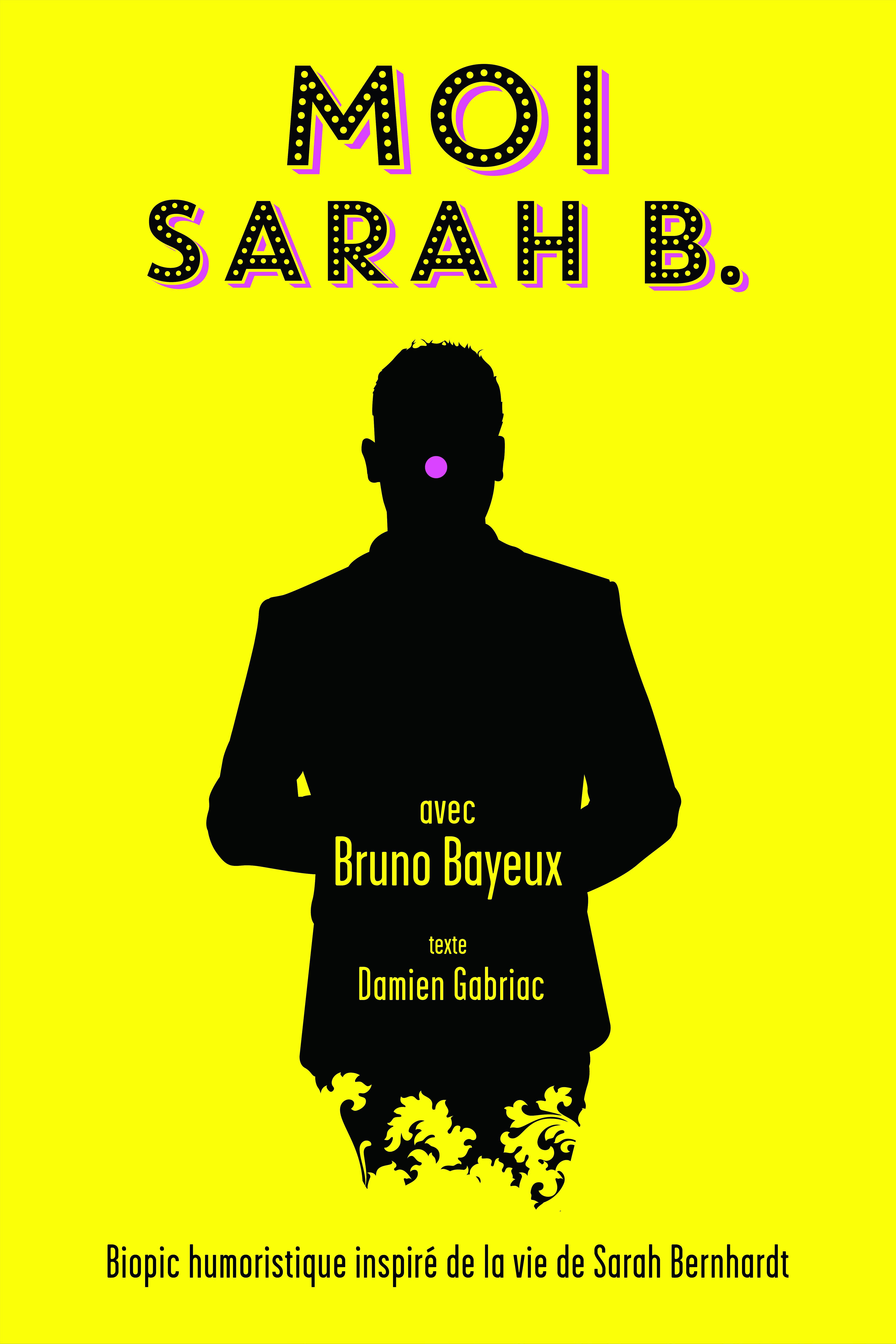RIRE EN SEINE : Moi Sarah B - vendredi 12 octobre