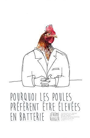 RIRE EN SEINE : Pourquoi les poules préfèrent être élevées en batterie - Mardi 02 octobre