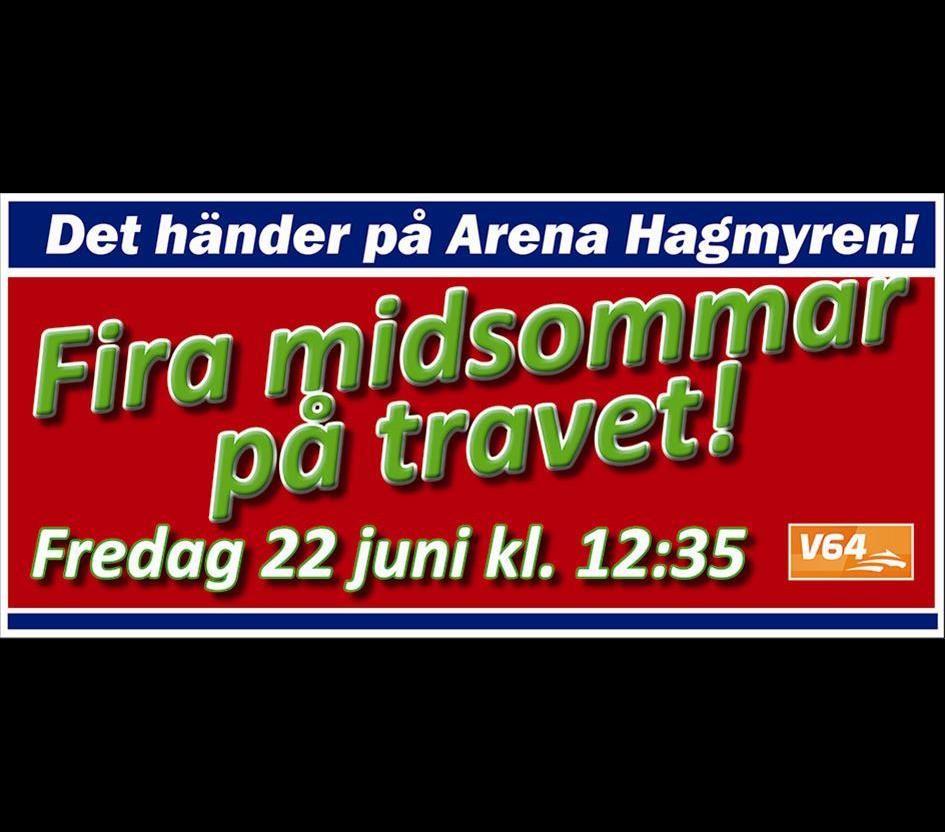© Arena Hagmyren, Midsommar