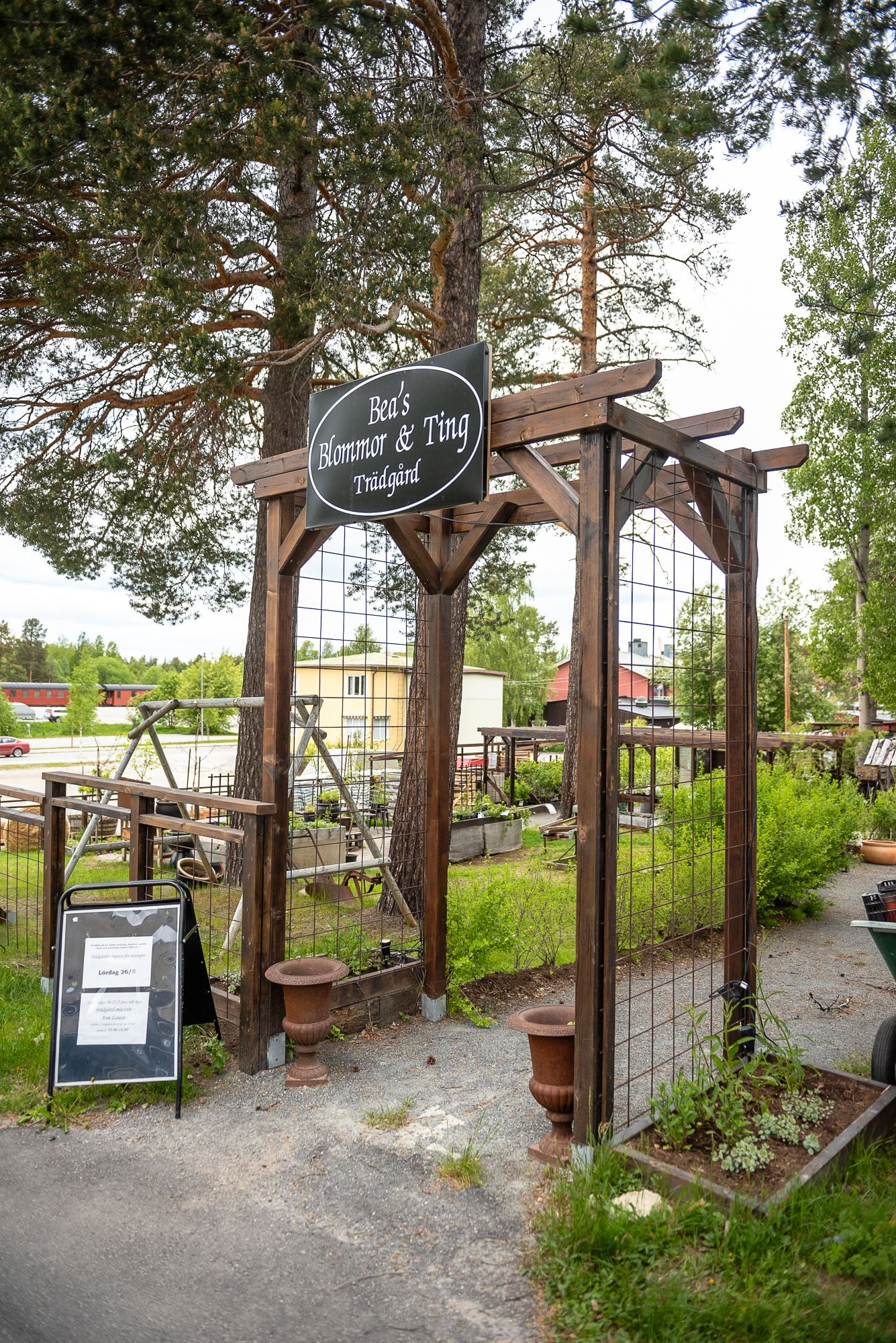 Bea´s blommor & ting - Garden Centre