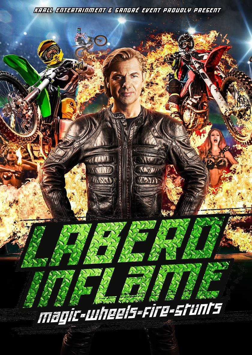 Labero Inflame! Magic-Wheels-Fire-Stunts