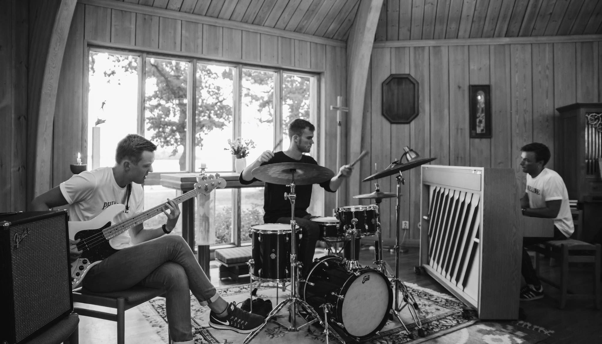 Musik i sommarkväll med Hulegårds kapell