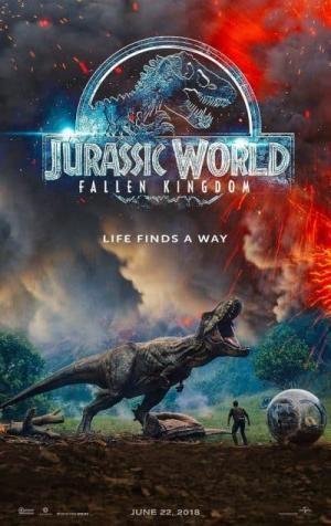 Elokuvateatteri: Jurassic World: Fallen Kingdom