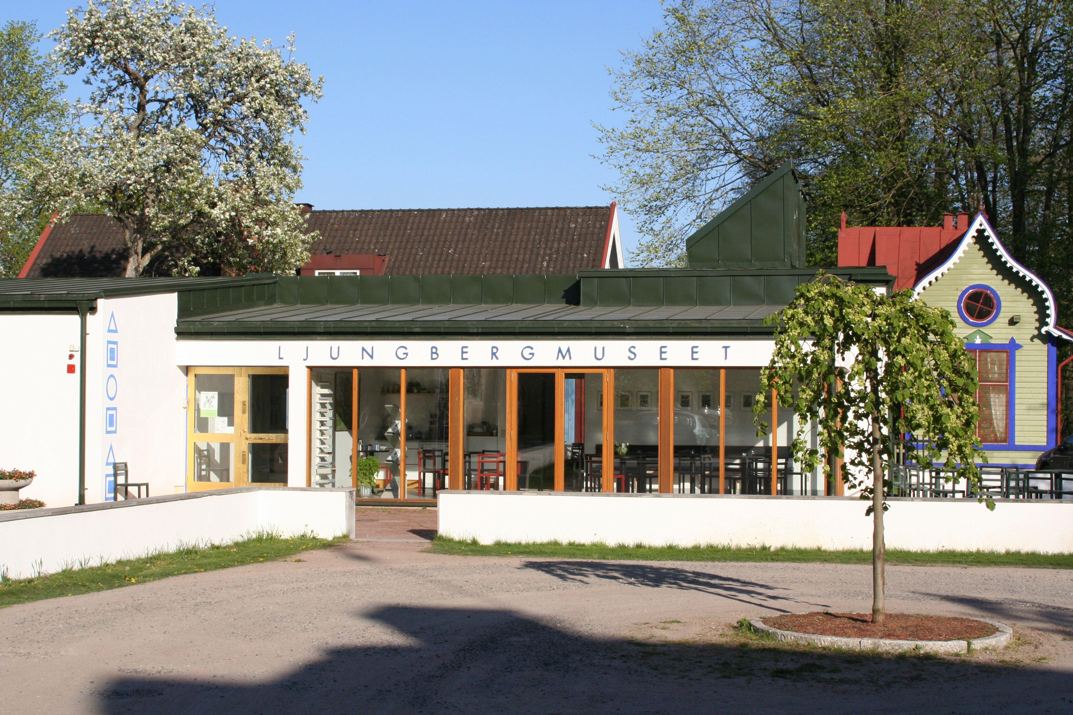Sommerausstellung im Ljungbergmuseum