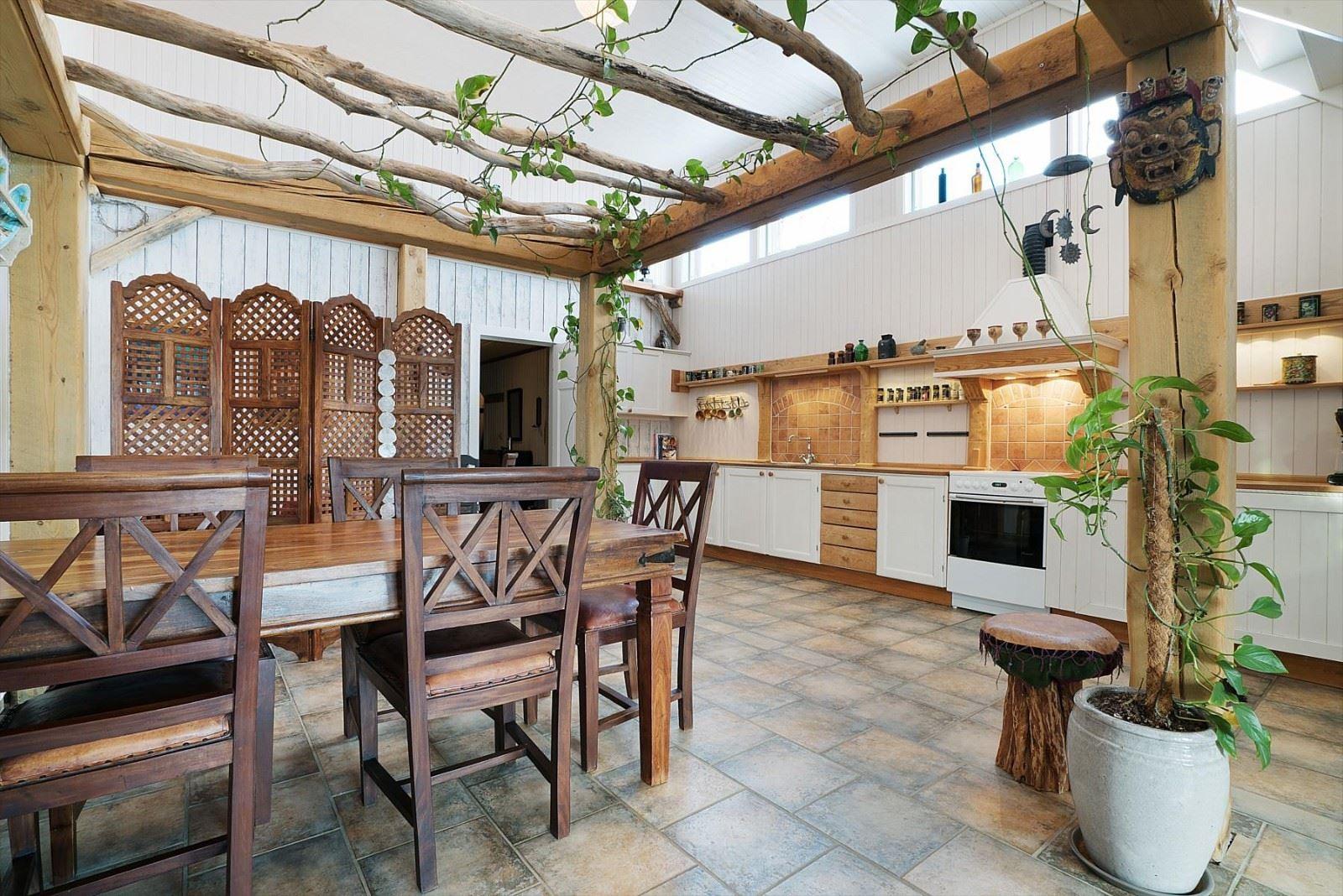 © Havkanten AS, Kjøkkenareal i boenhet 2