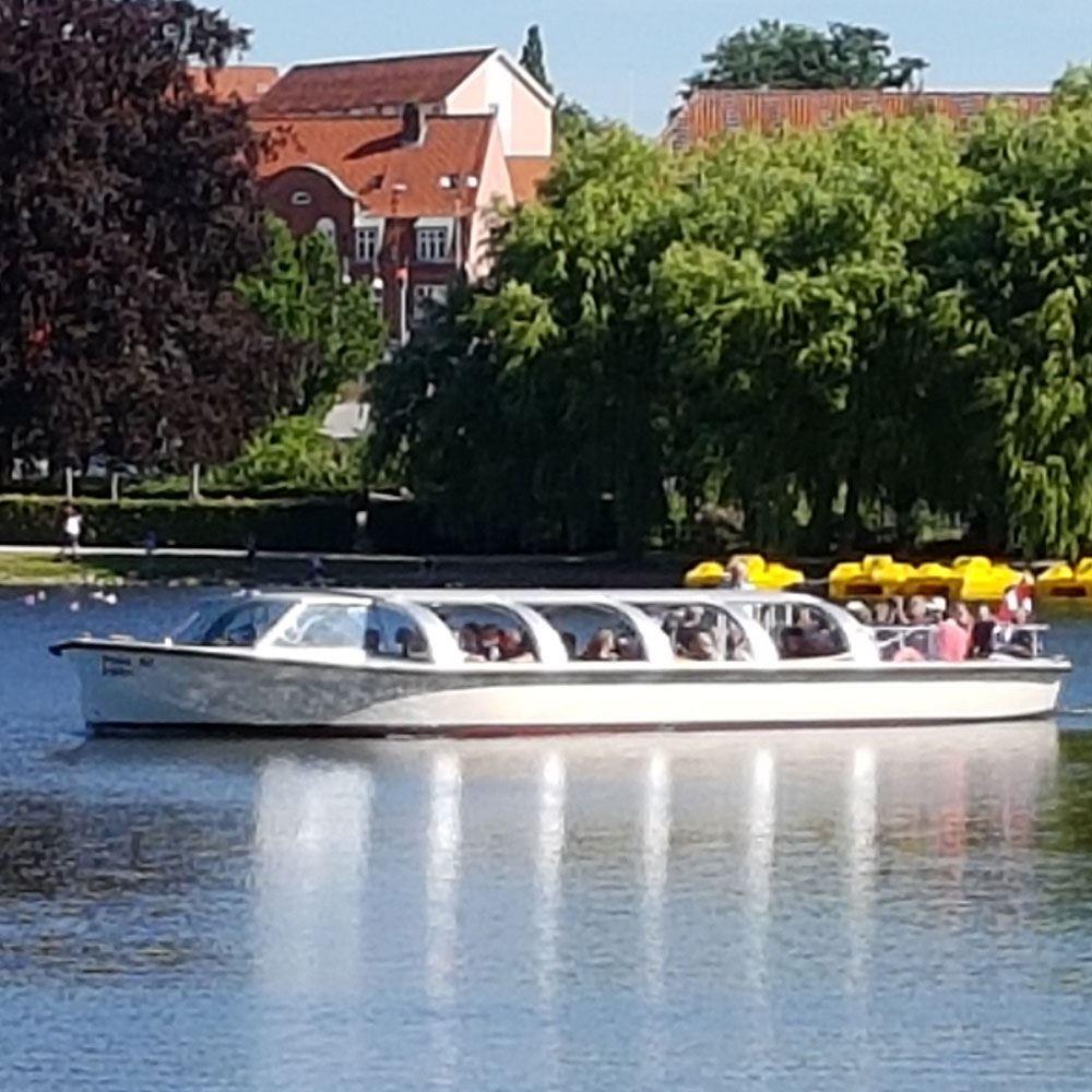Morsdagsbrunch ombord på Dorothea