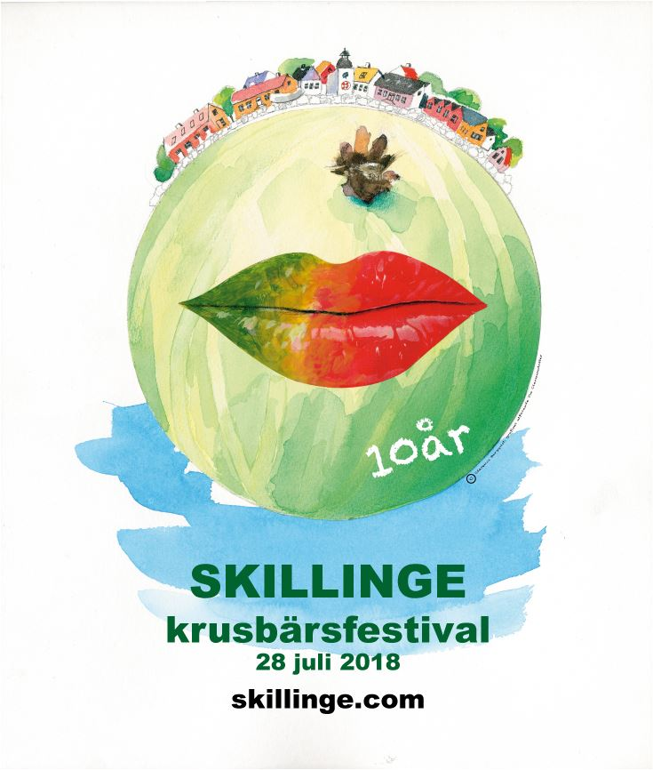 Skillinge Krusbärsfestival