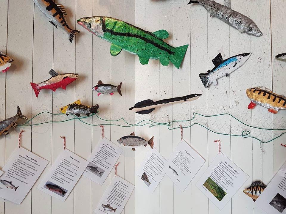 Sommarutställning: Fisk och Fiske