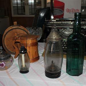 Auktion med Ektofts Antik