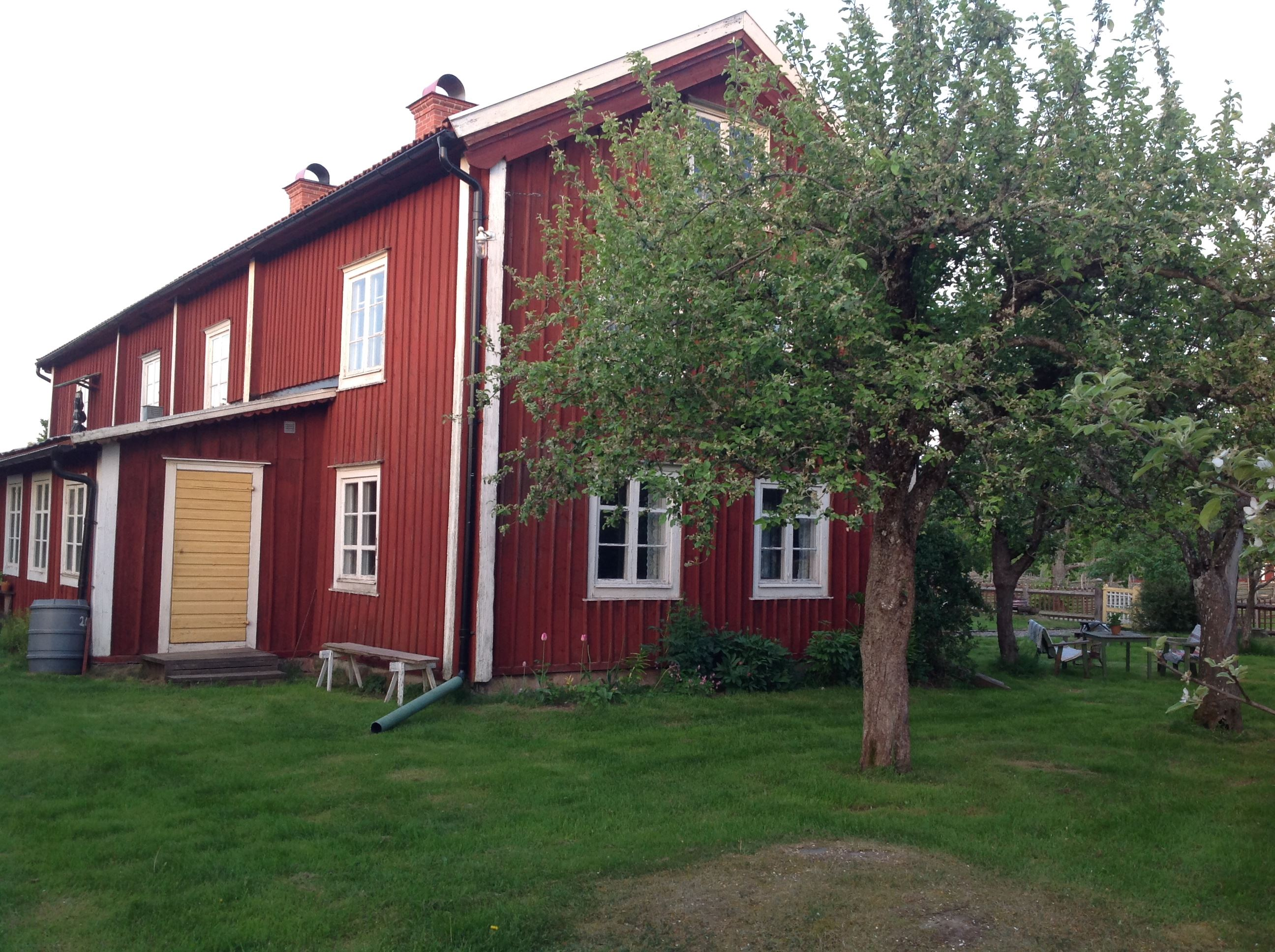 Tvillingstugan i Bråbygden