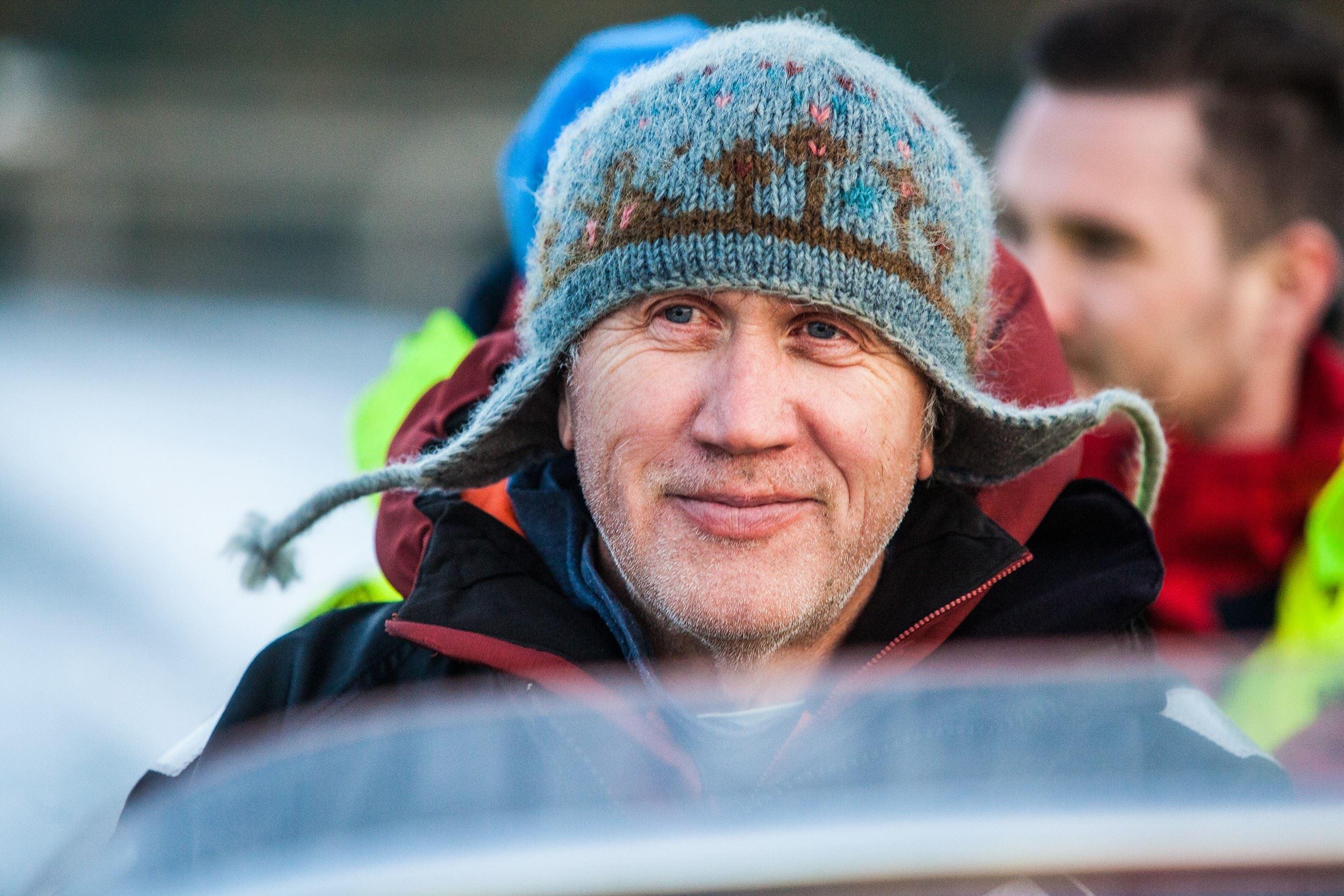 Michael Ulriksen, Opplev Ofotfjorden med RIB safari