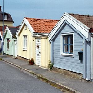 Guided tour - Björkholmen, the gentrification of a working class