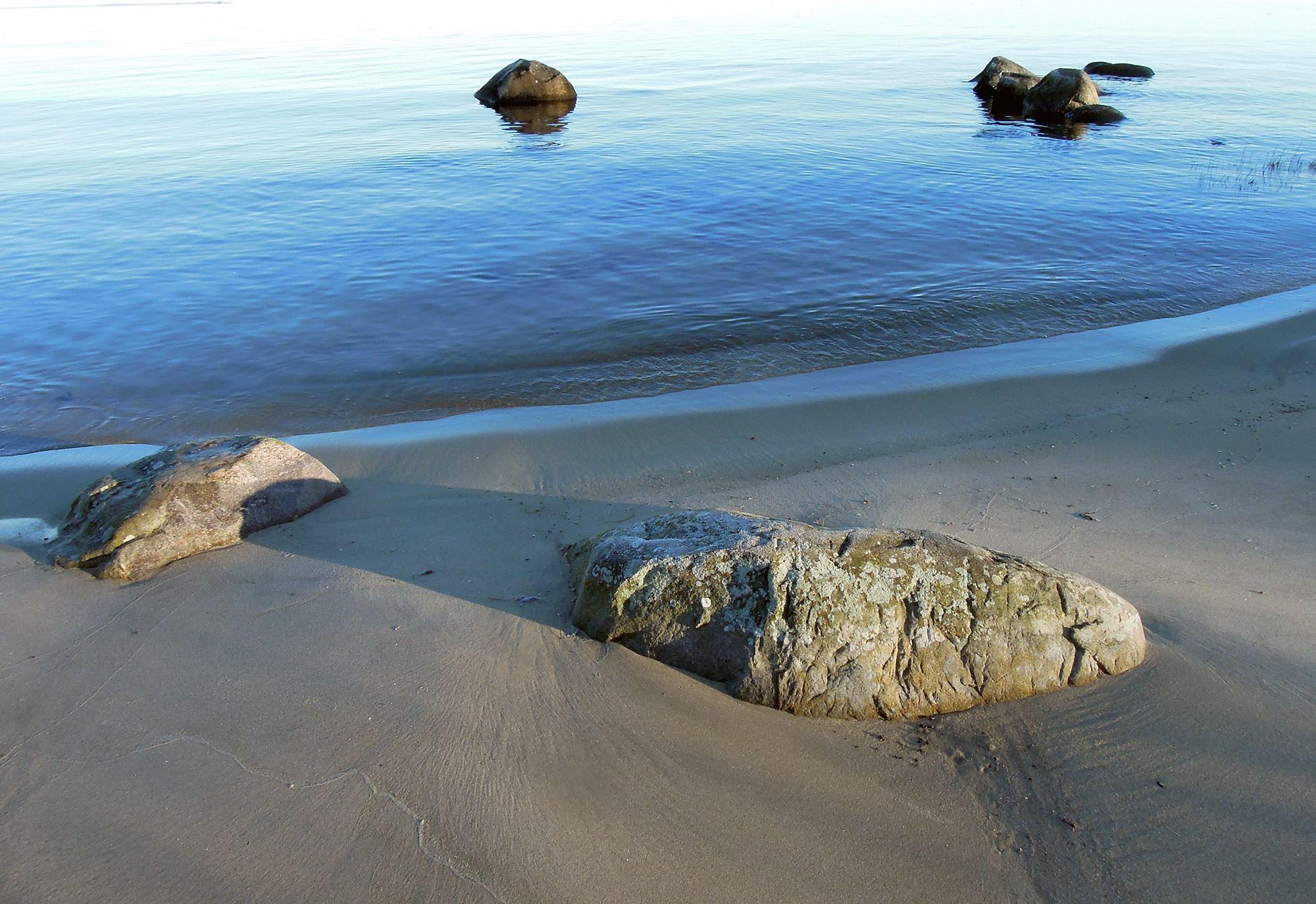 Badeort Sandviken