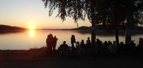 Midsommardagen i Gästrike-Hammarby