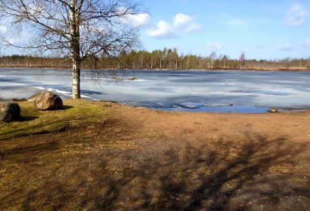 Badeplatz Näsby