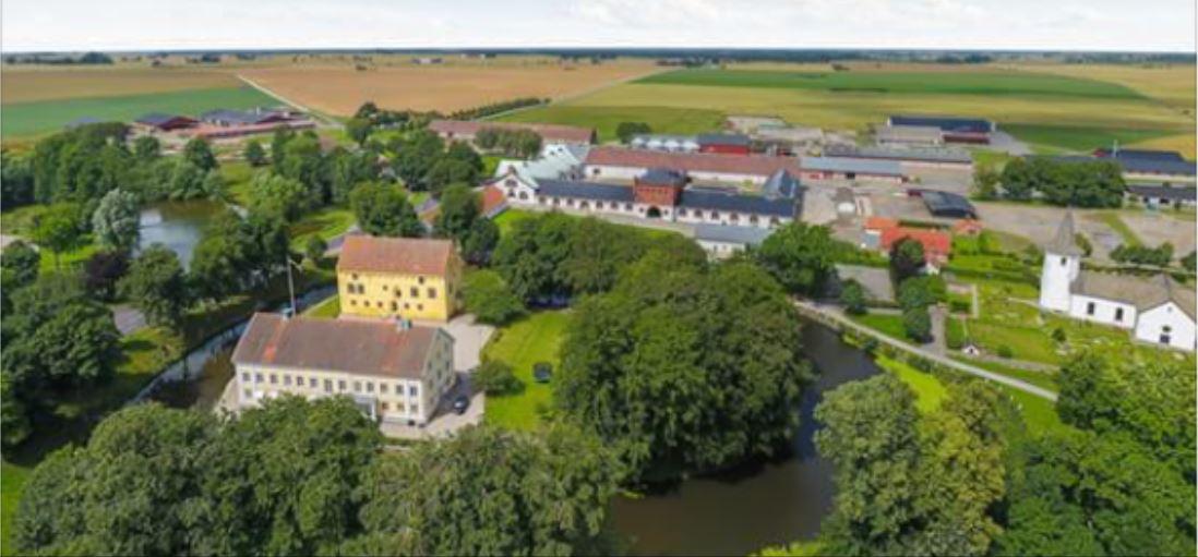 Sommarguidningar på Bollerups Lantbruksinstitut Naturbruksgymnasium