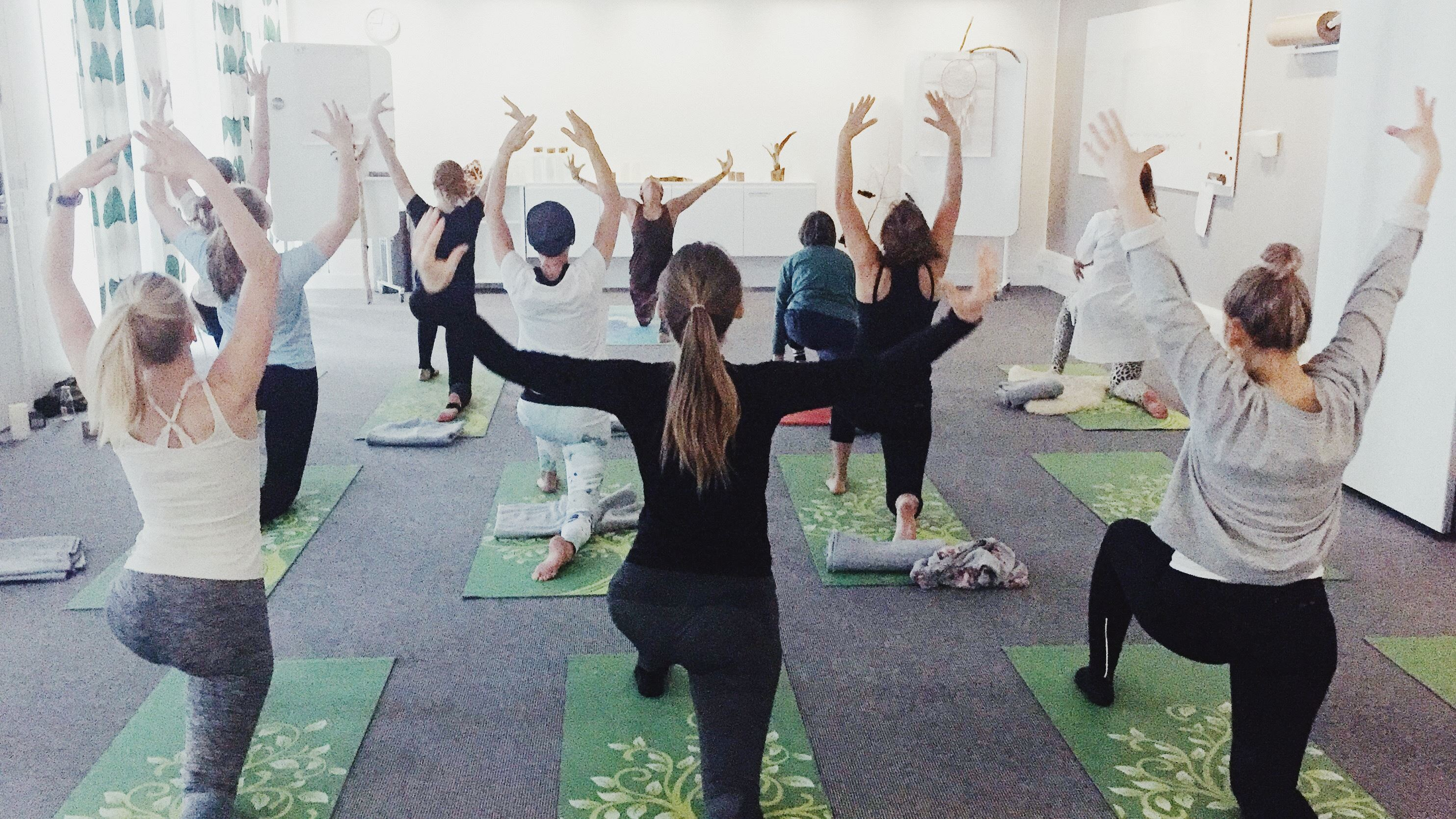 The Greenhouse Wellness and Yoga Studio