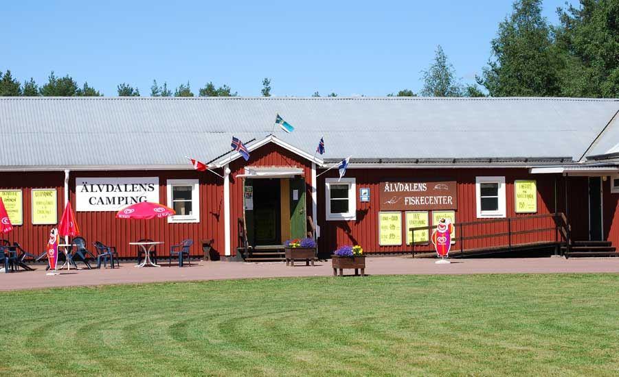 Älvdalens Camping/Ferienhäuser