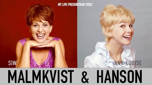 Siw Malmkvist & Ann-Louise Hansson