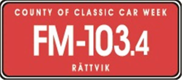 Classic Car Week - Radio Classic Car börjar sända