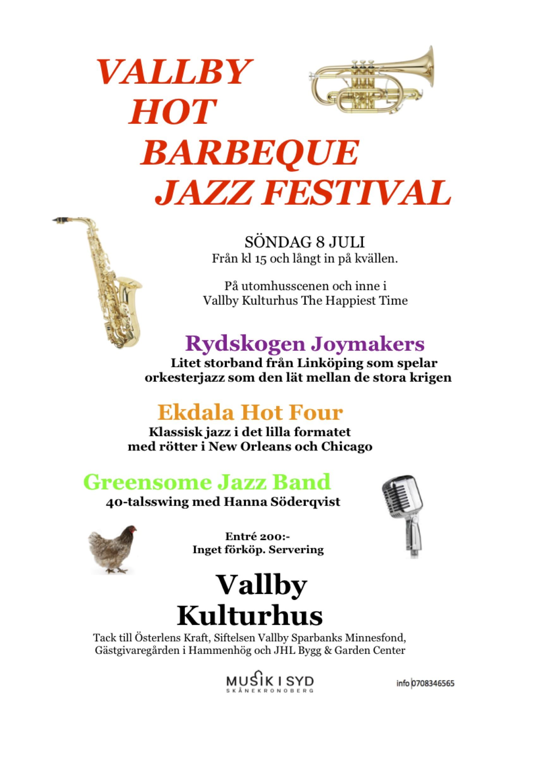 Vallby Hot Barbeque Jazz Festival
