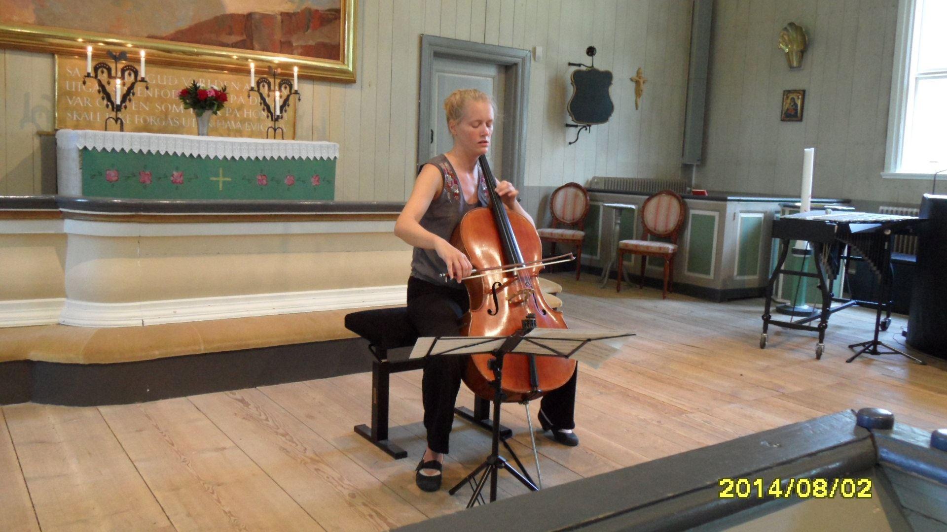 Kammarmusikfestivalen i Sandviken