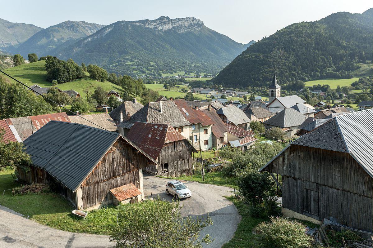 La Compôte en Bauges et ses Grangettes - Visite guidée