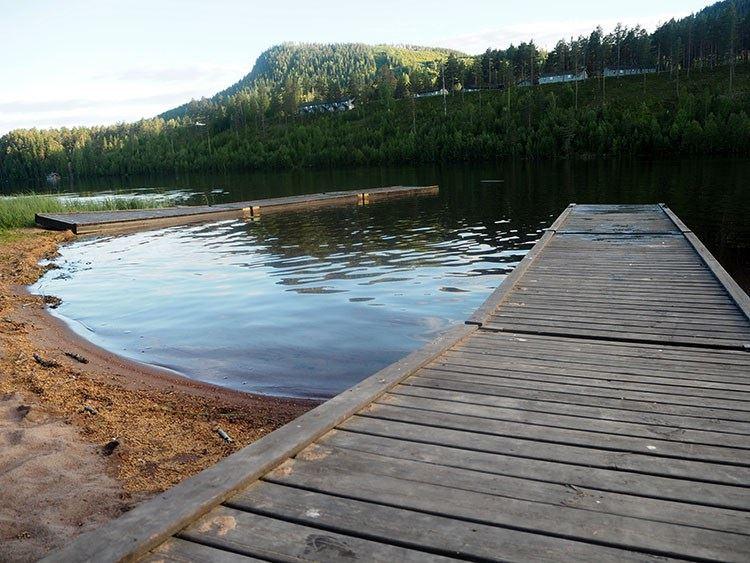 Gåsvarvs badplats