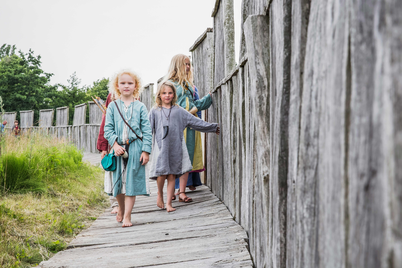 Vikingatid på Trelleborgen