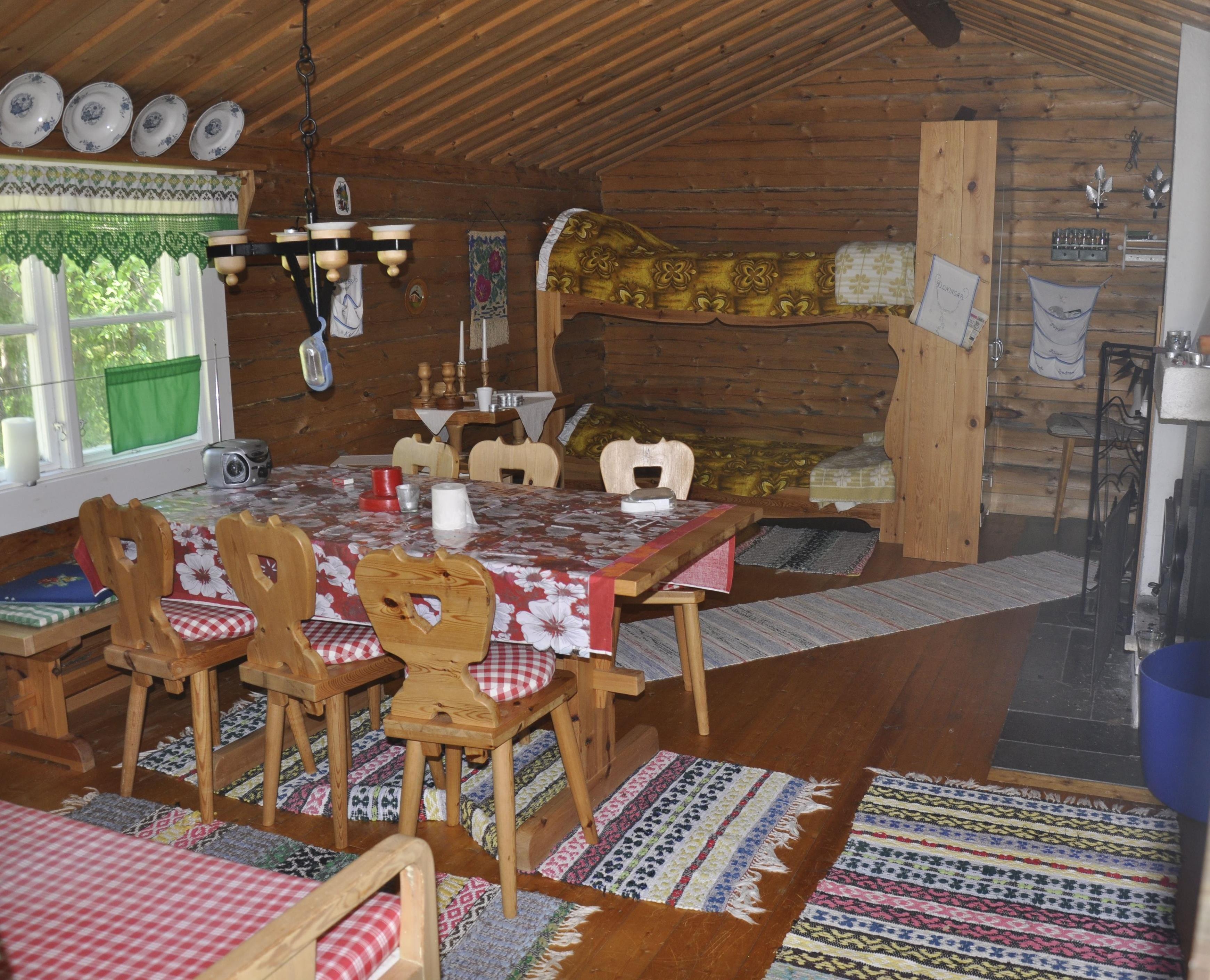 Boende i Östavall
