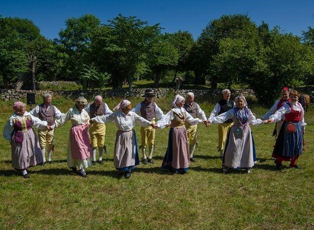 Dans - Hamboringens Folkdanslag
