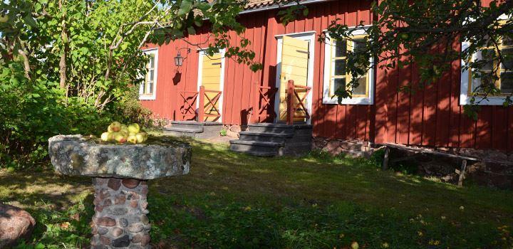 Öppet hus med kaffeservering på Övernässtugan