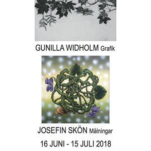 Gunilla Widholm & Josefin Skön