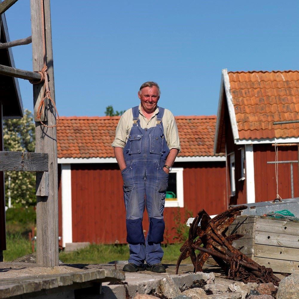 Dagsutflykt till Hasselö med guidad rundtur (lunch kl 13.30)