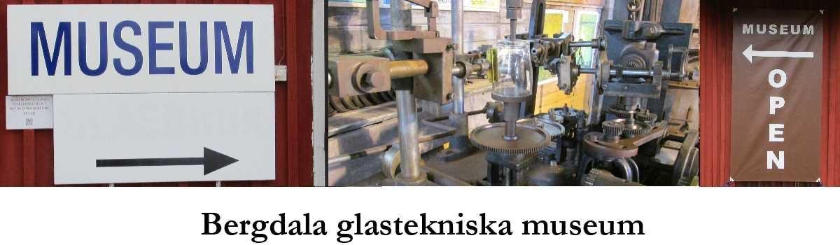 Sommarsäsong på Bergdala glastekniska museum