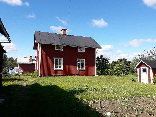 Vansbrosimningen. Privatrum V105, Saltviksvägen, Vansbro