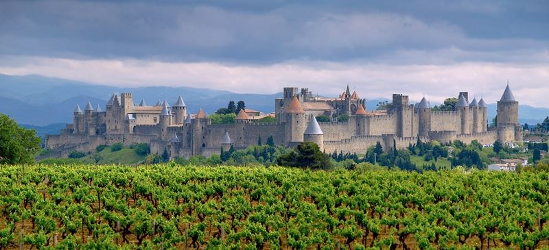 Full day guided tour to Carcassonne