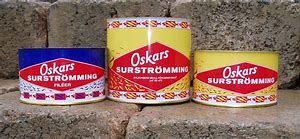 Surströmming i Jättendal !