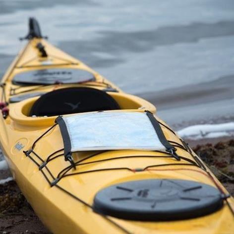 Paddla havskajak på Hasselö (lunch kl 13.30)