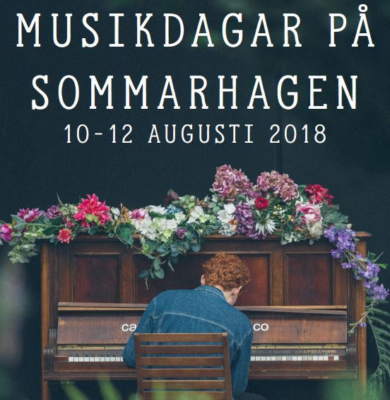 © Sommarhagen, music days at Sommarhagen