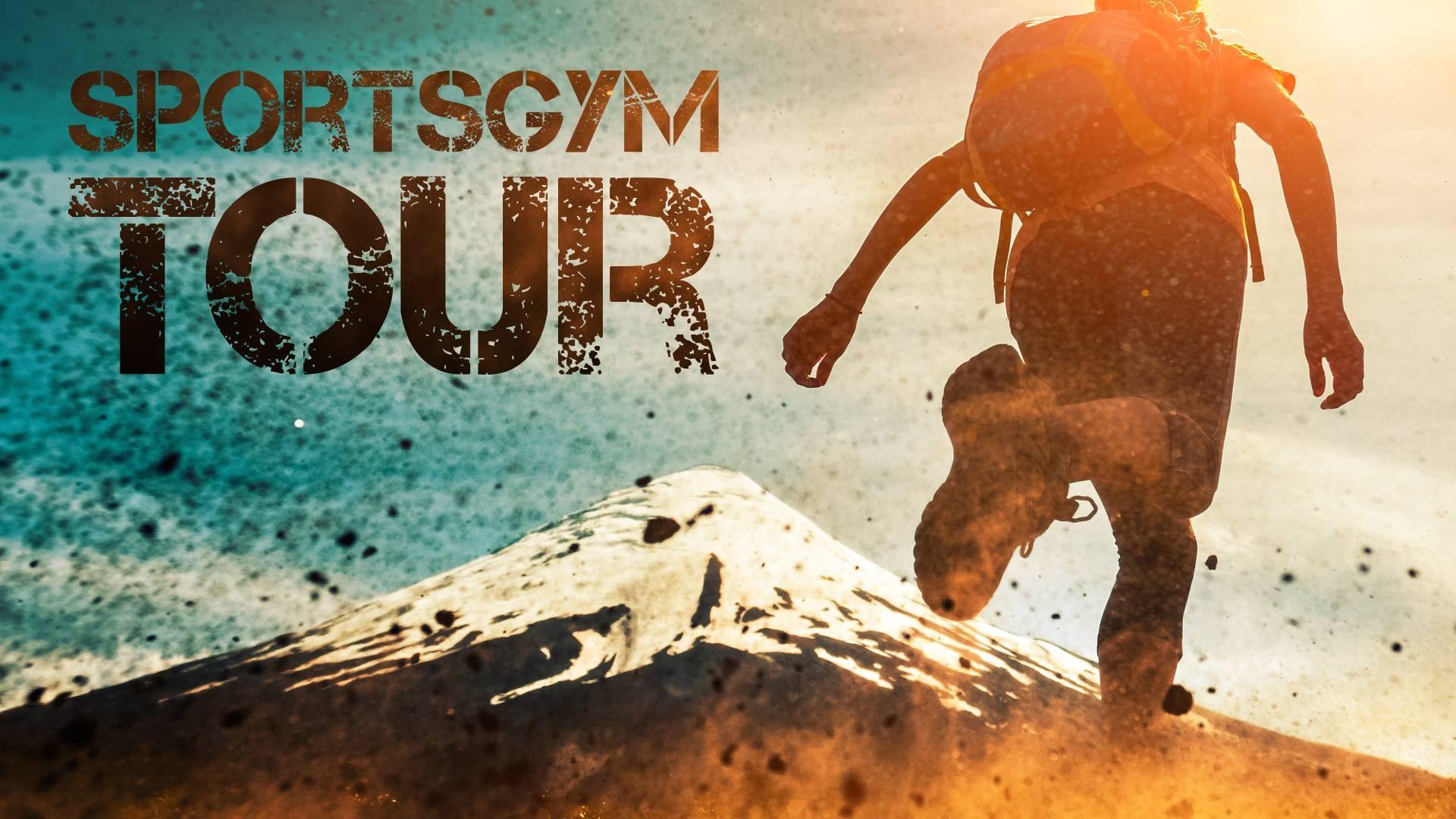 © SportsGym Tour, Sportsgym Trail