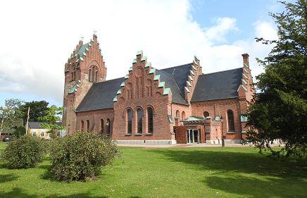 Sommaröppen kyrka - S:t Nicolai