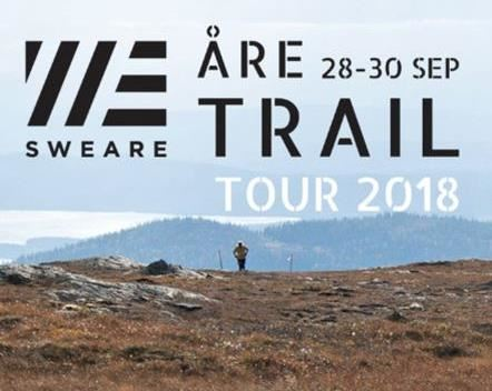 SWEARE Åre Trail Tour 2018